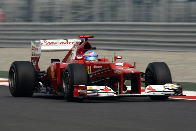 FP3もベッテル最速。アロンソ7番手、可夢偉18番手(2)