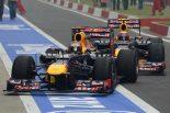 F1 | ピレリ「ベッテルのタイヤマネージメントは芸術的」