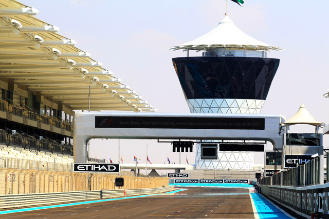 F1第18戦アブダビGP