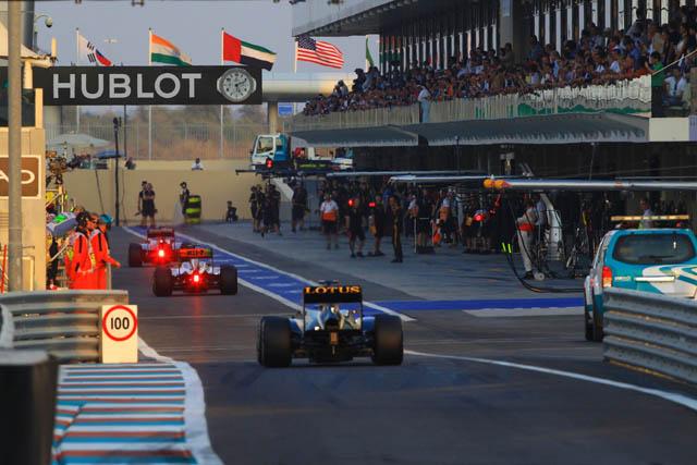 F1へのエレクトリックモード走行の導入が延期に(1)