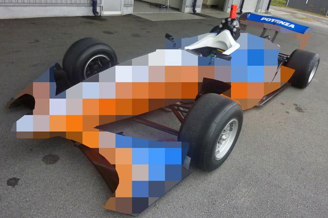 大嶋和也車、JAFグランプリで大胆カラーチェンジ(1)