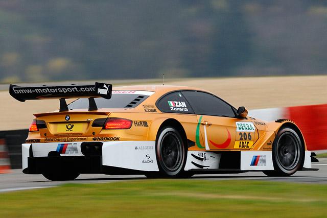 ザナルディ、BMW M3 DTMを駆る。「特別な1日」(4)