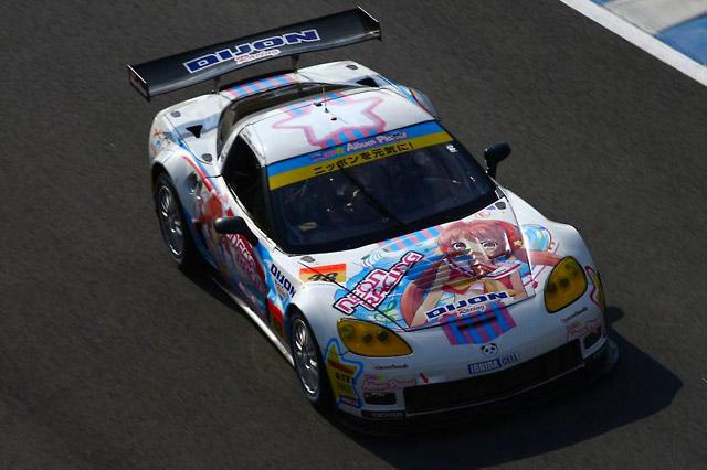 DIJON Racing、SGT最終戦は上位走行も追突喫す(2)