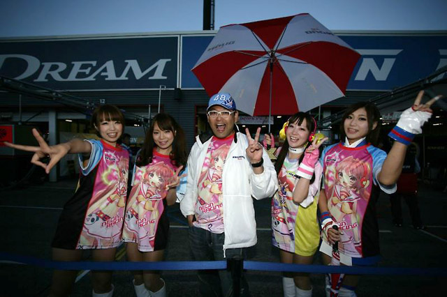DIJON Racing、SGT最終戦は上位走行も追突喫す(4)