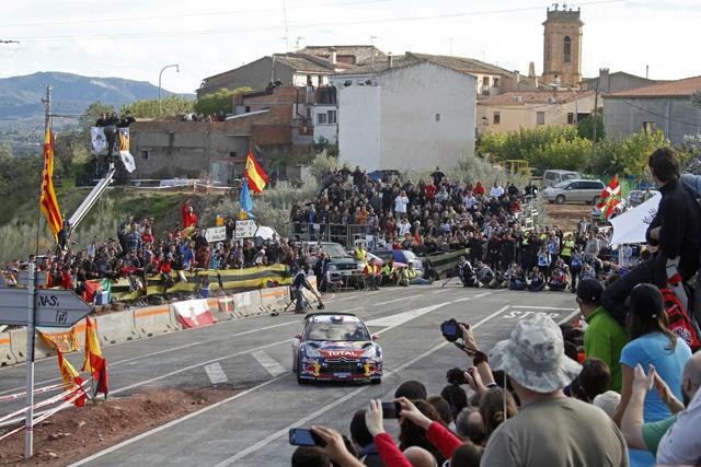 WRCスペイン:デイ2チームコメント(1)