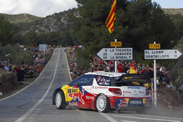 [WRC スペイン]デイ3チームコメント(1)