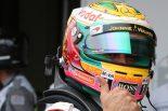 F1   ルイス&バトンが最後の1-2。アロンソ痛恨の失速