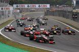 F1 | 2013年F1世界選手権 暫定エントリーリスト
