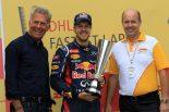F1 | ベッテルが2度目の最速ラップ賞。アロンソは今季0