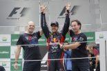 F1 | ベッテルの王座取り消しも?フェラーリ抗議を検討中