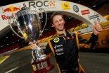 F1 | RoC:グロージャンがクリステンセンを下し優勝