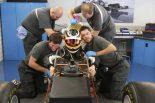 F1 | ザウバーのドライバー3人が新車C32でシート合わせ