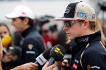 F1 | ライコネンがロシアのアイスレースにゲスト参戦