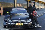 F1 | 【写真】クビカ、グロックがDTMマシンをドライブ