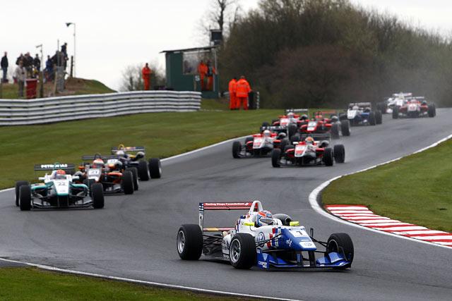 イギリスF3、2013年は4イベントに縮小(1)