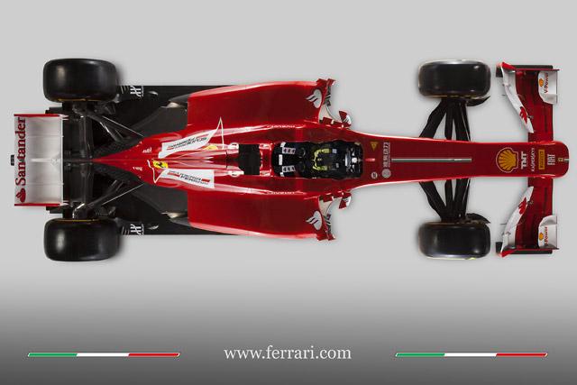【2013 新車発表】フェラーリF138