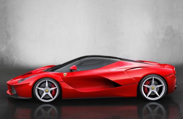 マラネロ史上最速の『ラ・フェラーリ』発表(4)