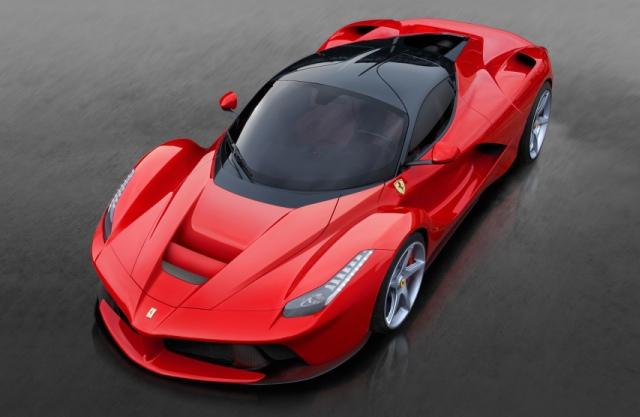 マラネロ史上最速の『ラ・フェラーリ』発表(5)