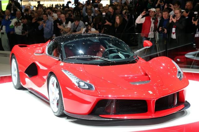 マラネロ史上最速の『ラ・フェラーリ』発表(6)