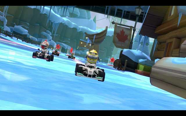 『F1 RACE STARS』ついに発売!最新映像を公開(2)