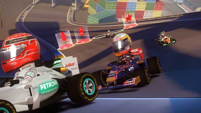 『F1 RACE STARS』ついに発売!最新映像を公開(4)