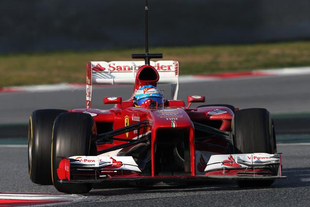 フェラーリ、不向きなメルボルンの目標は表彰台(1)