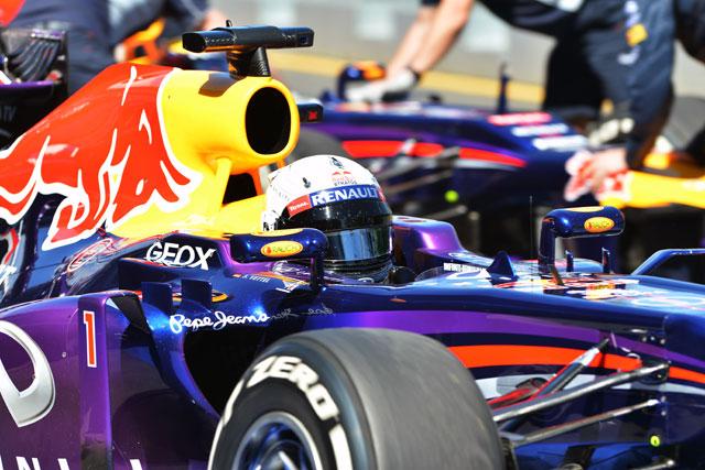 F1オーストラリアGP、フリー走行2回目の結果(1)