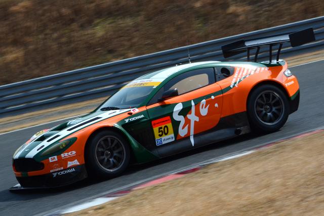 2013スーパーGT岡山公式テスト 全車総覧(2)