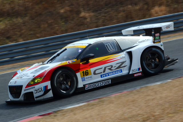 2013スーパーGT岡山公式テスト 全車総覧(4)