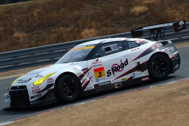 2013スーパーGT岡山公式テスト 全車総覧(5)
