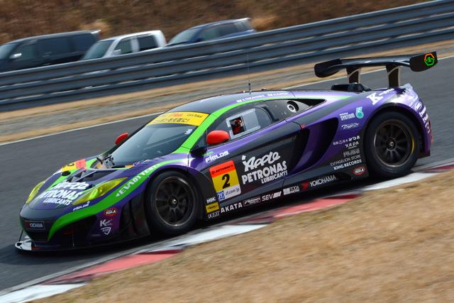 2013スーパーGT岡山公式テスト 全車総覧(1)