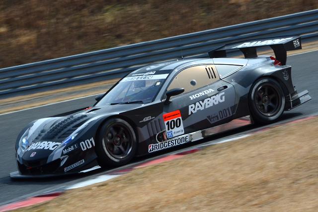 2013スーパーGT岡山公式テスト 全車総覧(3)