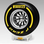 F1 | ピレリ公式風洞実験用1/2タイヤが数量限定発売