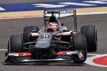 F1 | ヒュルケンベルグ「ザウバーはトップ10常連になる」