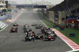 F1 | 来季F1テストプランが大幅変更。早期に新車登場