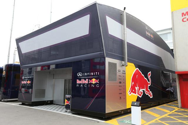 2013 F1モーターホーム