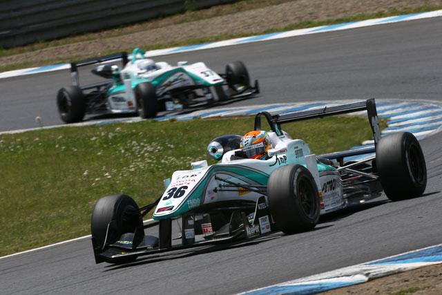 全日本F3:第4戦も中山がポール・トゥ・ウイン(2)