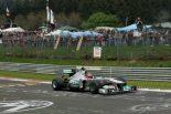 F1 | シューマッハー、F1でノルドシュライフェを走る