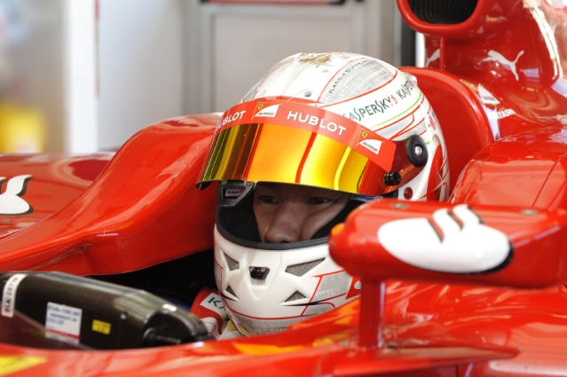 可夢偉、フィオラノでフェラーリF1を初ドライブ(3)