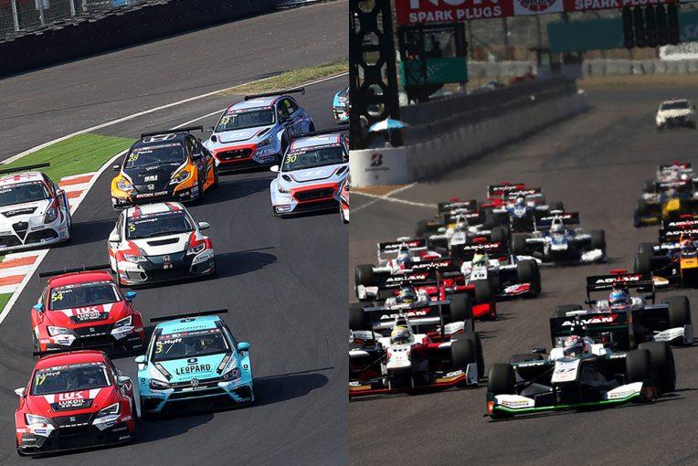 スーパーフォーミュラ | 鈴鹿サーキットでのWTCR日本ラウンドがスーパーフォーミュラ最終戦と同日開催決定
