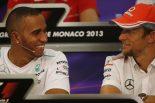 F1 | バトン「いずれルイスは驚くような速さを見せる」