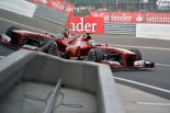 F1 | Q1結果、マッサがかろうじてQ2進出