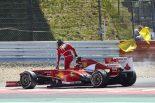 F1 | 「自分のミスで台無し」のマッサに最低点:Rd9評価