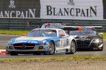 ル・マン/WEC | FIA-GTザントフールト:メルセデスが今季初勝利