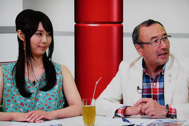 『GTV』第4回に新田&織戸。互いのマシンを語る(2)