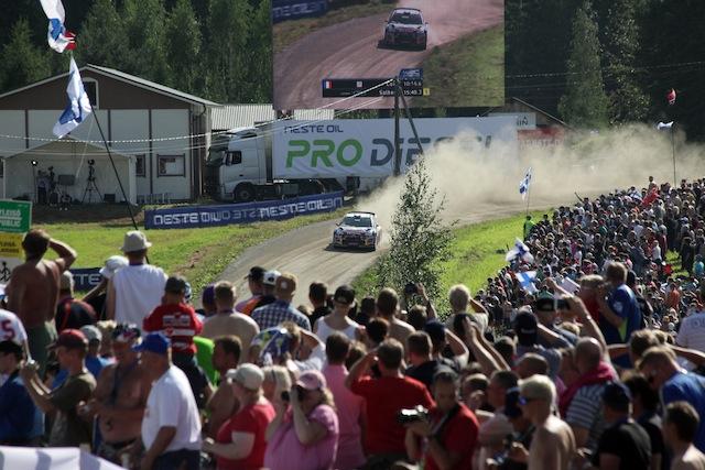 フィンランド、今季最大の101台がエントリー(1)