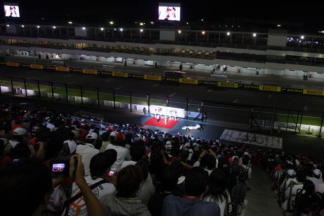 レース以外も満喫、F1日本GPはイベント盛り沢山(2)