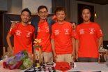 ル・マン/WEC | タイサン、AsLMSの2クラス制覇へ壮行会を開催