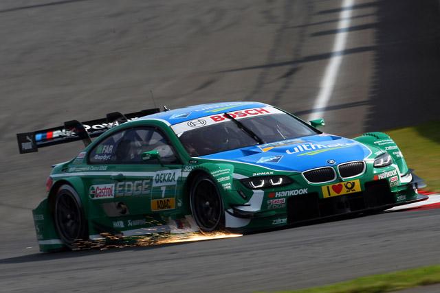 DTM:ロッケンフェラー完勝で選手権首位を堅持(3)