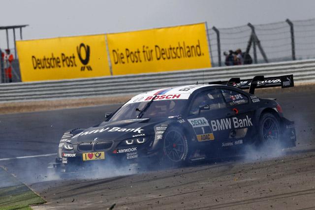 DTM:ロッケンフェラー完勝で選手権首位を堅持(5)